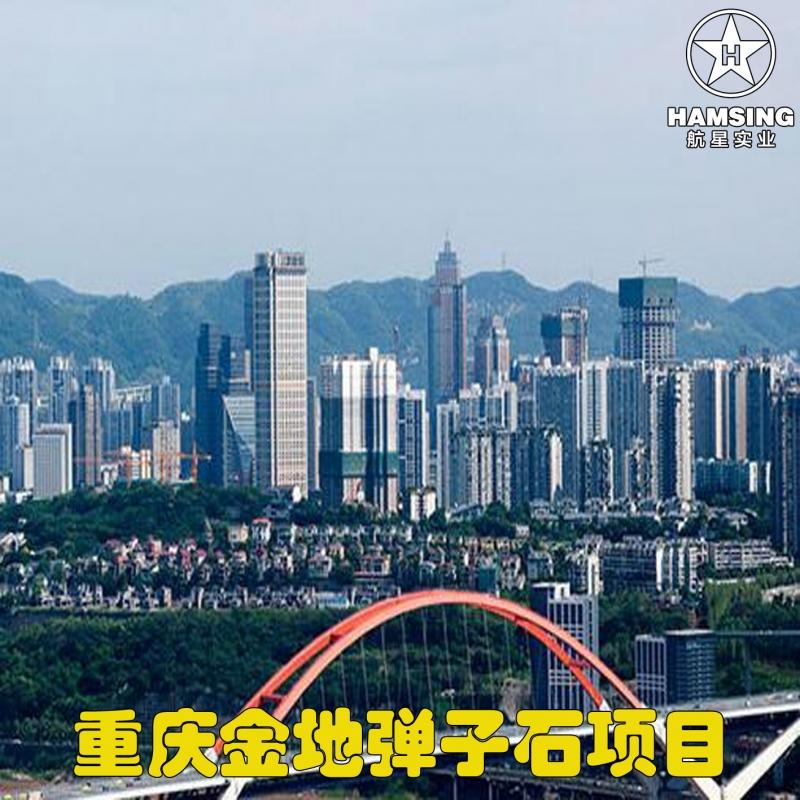 重庆金地弹子石项目