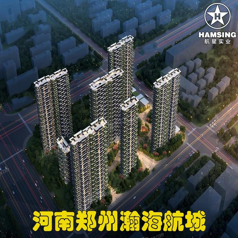河南郑州瀚海航城