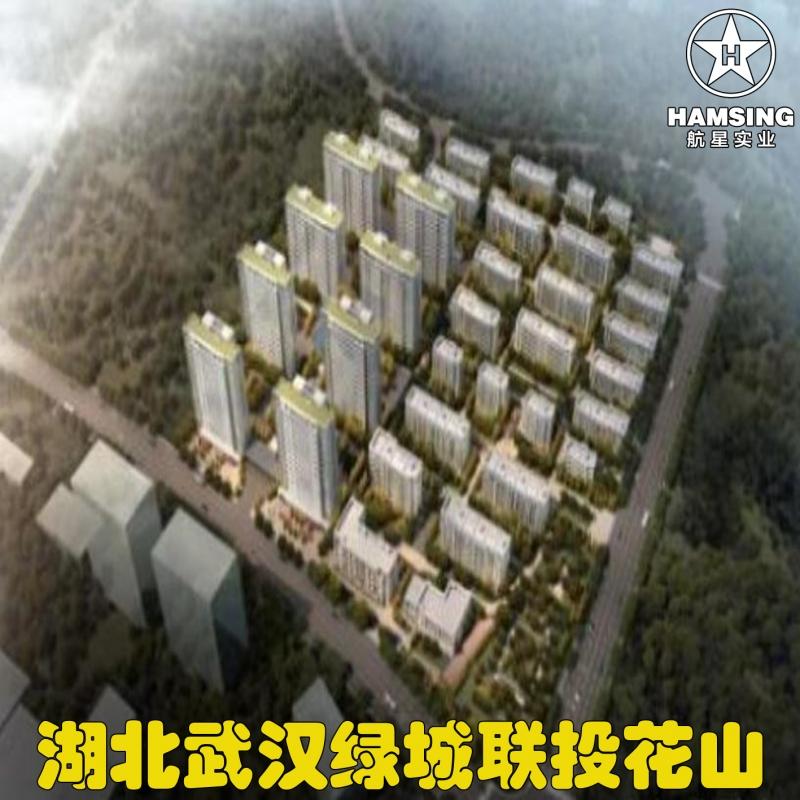 湖北武汉绿城联投花山